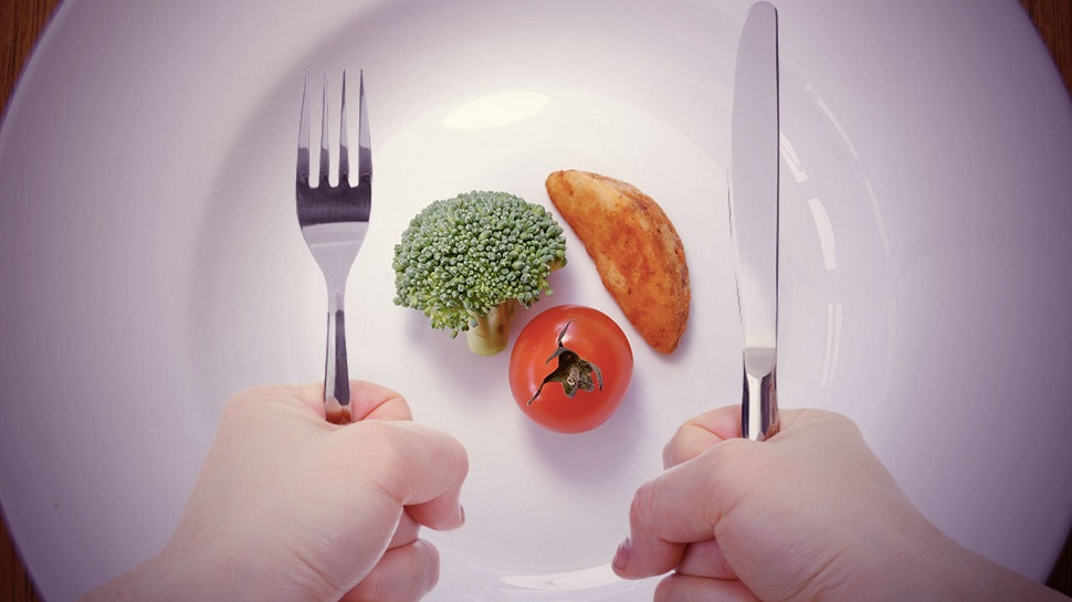 train your brain to eat less