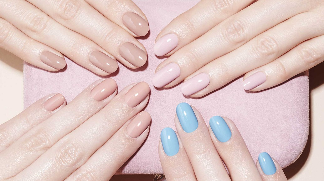 nails colors for fair skin tones